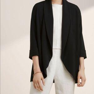 Aritzia Wilfred Chevalier Jacket Black size 6